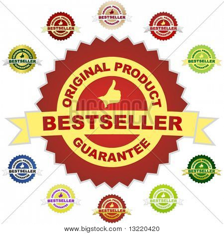 Bestseller. Quality guarantee.