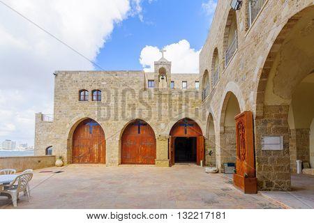 Saint Nicholas Armenian Monastery, Jaffa