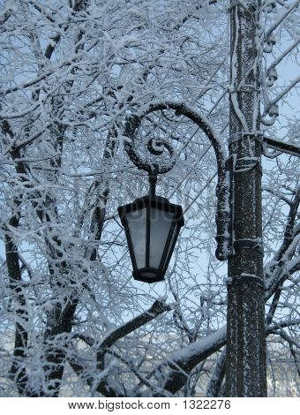 Elegant Streetlamp