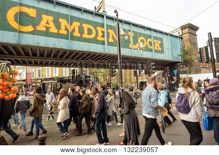 Camden Lock London