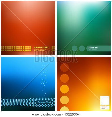 Vector creative background