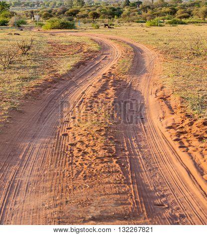 Dirt Road Africa