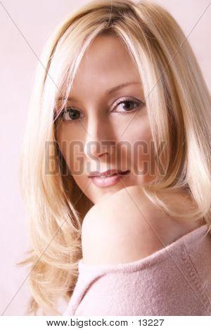 Coy Blonde