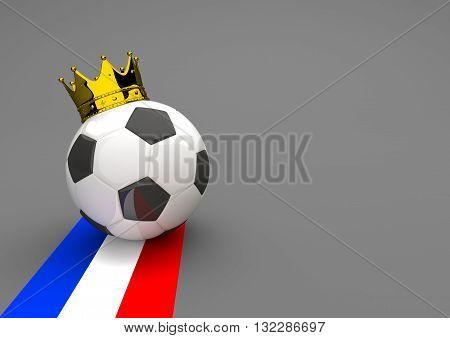 Football Golden Crown France