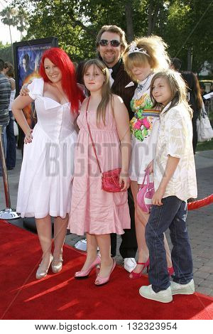 Jane Goldman at the Los Angeles premiere of 'Stardust' held at the Paramount Pictures Studios in Hollywood, USA on July 29, 2007.