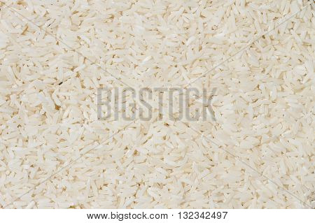 rice grain (jasmine rice) Background grain pattern lined mixed.