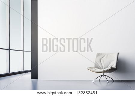 3d render of beautiful modern interior room