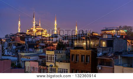 The Fatih Mosque is an Ottoman imperial mosque located in the Fatih district of Istanbul Turkey.