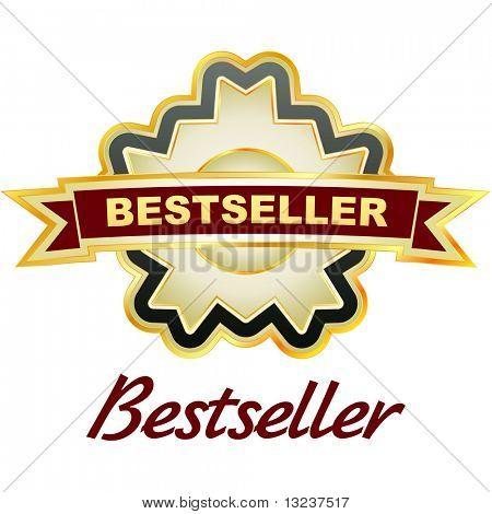 Bestseller emblem.