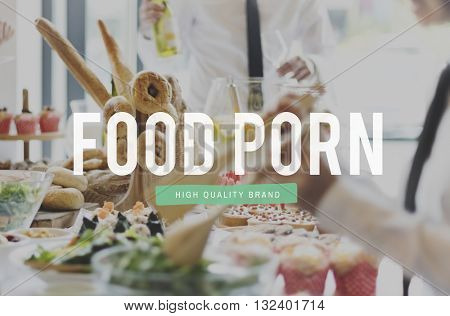 Food Nourishment Pastry Snack Bar Eat Concept