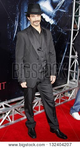 Johnathon Schaech at the World premiere of 'Prom Night' held at the Arclight Theater in Hollywood, USA on April 9, 2008.