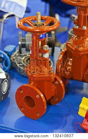 Valves For Flow Control