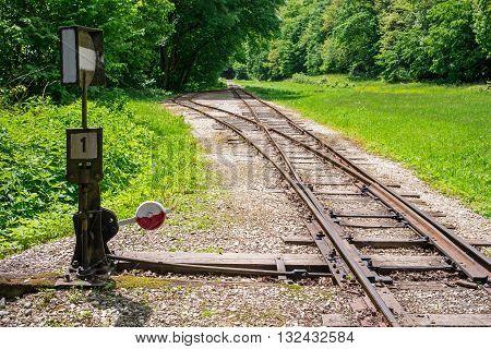 Light Railway Switch