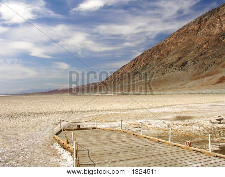 Badwater Viewpoint