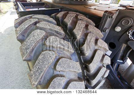 Garbage Truck Tire