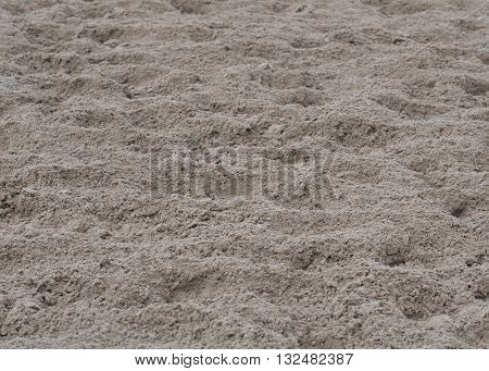 Dirt Track with Hoof Prints background image