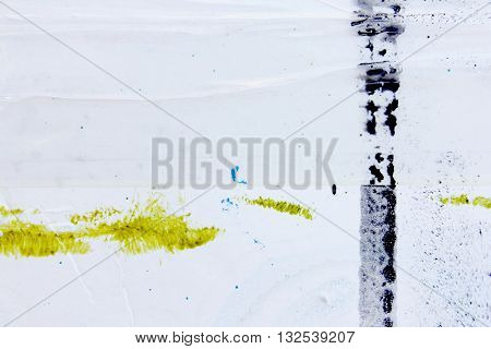 Abstract Grunge Paint Background 23