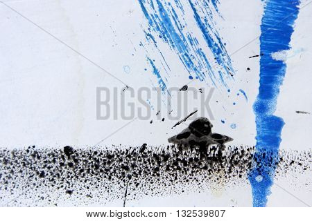 Abstract Grunge Paint Background 18