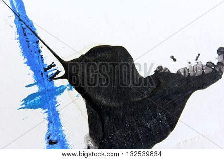 Abstract Grunge Paint Background 21
