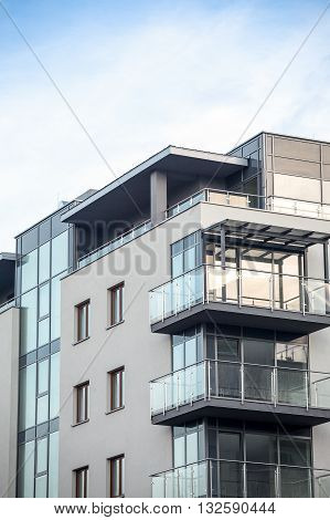 New Modern Apartments In The City Center