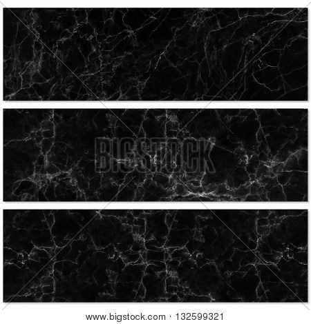 The luxury of marble background. Marble floor background. Black marble texture.