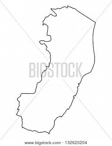Map Of Espirito Santo