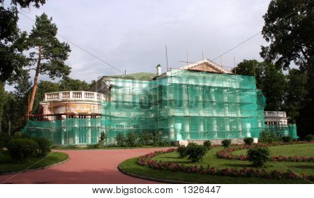 Restoration Of Historical Building