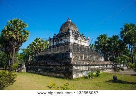 Stupa.luang Prabang.laos.