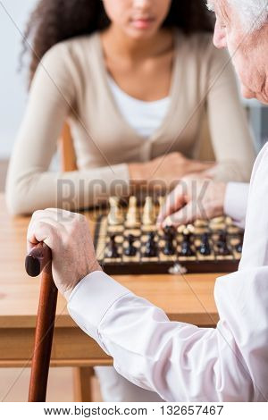 Relax With Chess Game
