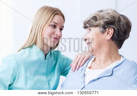 Being A Caregiver Is A Calling