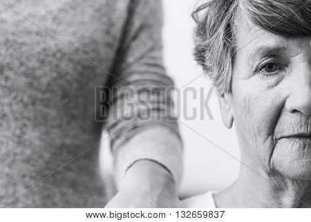 When Old Age Brings Pain