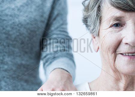 Support Of Loved Ones Helps Elderly