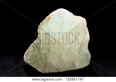 Green Fluorite From Bulgaria