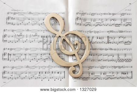 Classical Sheet Of Music