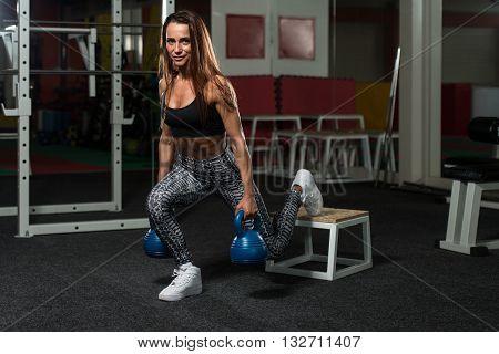 Kettle Bell Exercise For Legs