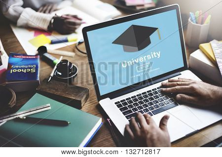 University Campus College Community Education Concept