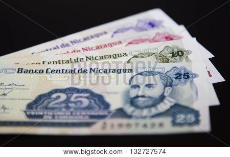 Bank note of Nicaragua, Nicaraguan paper money