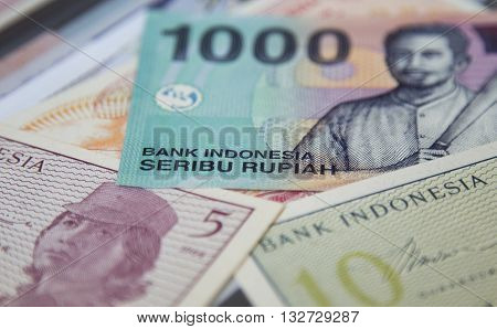 Rupiah, the bank note of Indonesia, State Bank Indonesia