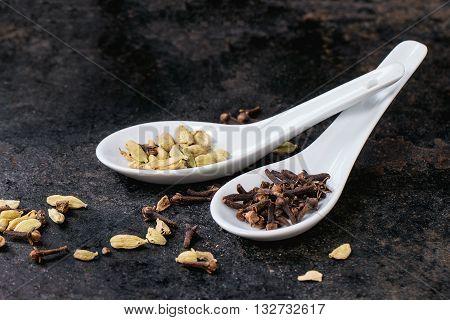 Cardamom And Cloves