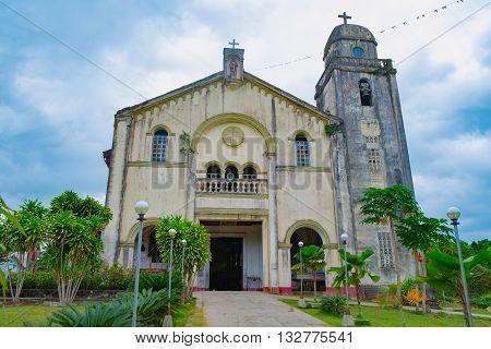 Roman Catholic Parish Church of Saint Isidore the Laborer, Bohol, Philippines