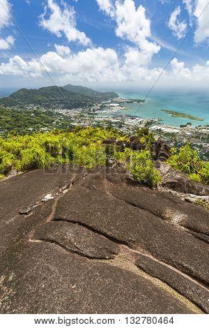 North Mahe View, Seychelles