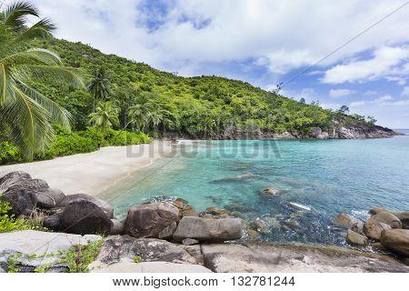 Anse Major, Mahe, Seychelles