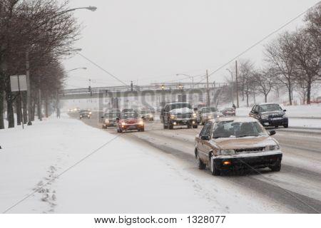 Winterbetrieb aus Sicht Fußgänger
