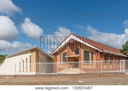 The former Afrikaans Protestant Church in Cradock a medium sized town in the Eastern Cape Province