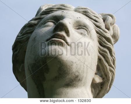 Portrait Of A Stone Woman