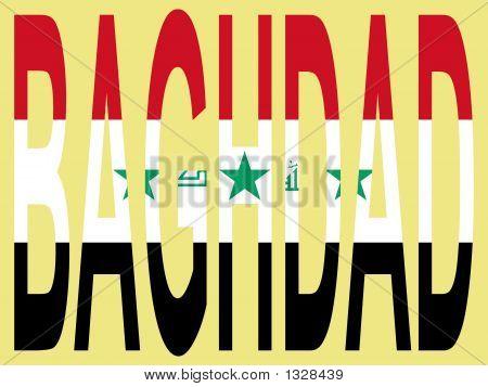 Stadt Bagdad