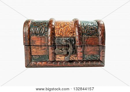 wooden box wooden chest treasure chest treasure chest