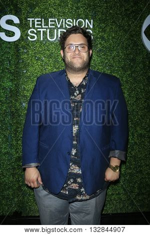 LOS ANGELES - JUN 2:  Ari Stidham at the 4th Annual CBS Television Studios Summer Soiree at the Palihouse on June 2, 2016 in West Hollywood, CA