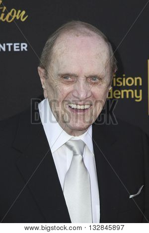 LOS ANGELES - JUN 2:  Bob Newhart at the Television Academy 70th Anniversary Gala at the Saban Theater on June 2, 2016 in North Hollywood, CA