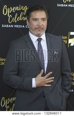LOS ANGELES - JUN 2:  Benito Martinez at the Television Academy 70th Anniversary Gala at the Saban Theater on June 2, 2016 in North Hollywood, CA
